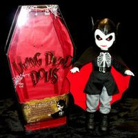 Living Dead Dolls - Series 27: Spring Heeled Jack - Pre-Owned